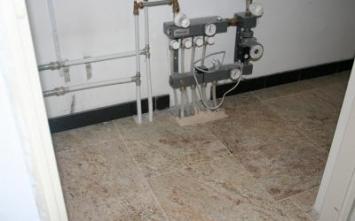 Vloerverwarming Lelystad - Vloerverwarming, Vloerverwarming na oplevering