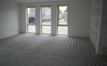 Vloerverwarming Lelystad -